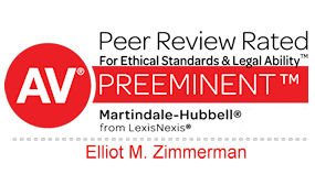 Rated AV by Martindale-Hubbell :: Entertainment Law & Litigation